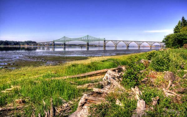 Photograph - Mccullough Memorial Bridge   by Lee Santa