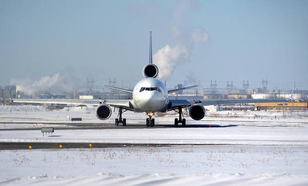 Wall Art - Photograph - Mcdonnell Douglas Md11 by Carson McGinness