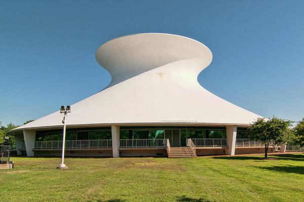 Photograph - Mcdonnell Planetarium by Steve Stuller