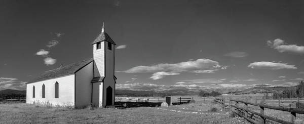 Photograph - Mcdougall's Church by Philip Rispin
