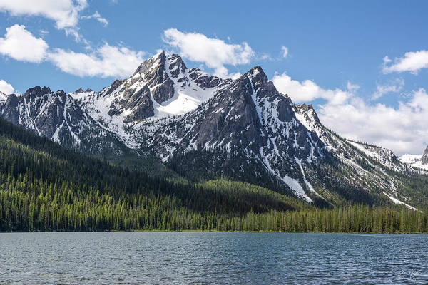 Wall Art - Photograph - Mcgown Peak by Aaron Spong
