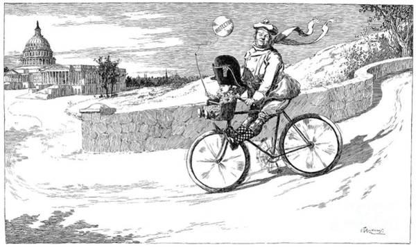 Photograph - Mckinley & Hanna, 1897 by Granger