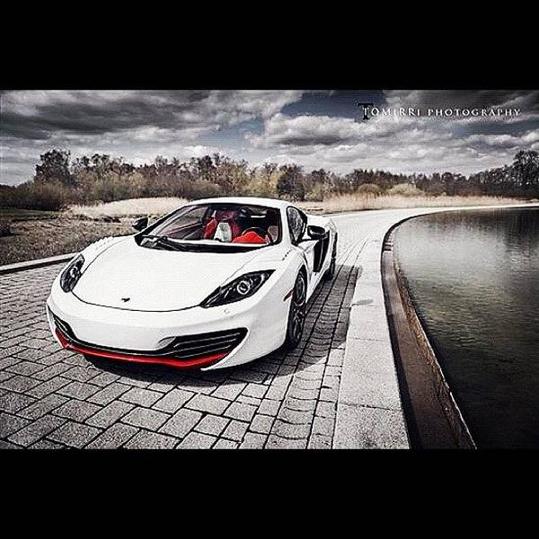 Vehicle Photograph - #mclaren #mp4-12c #carporn by Exotic Rides