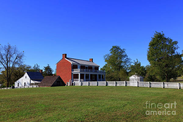 Photograph - Mclean House In Virginia by Jill Lang