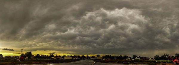 Photograph - Mcluvn Nebraska Thunderstorms 001 by NebraskaSC