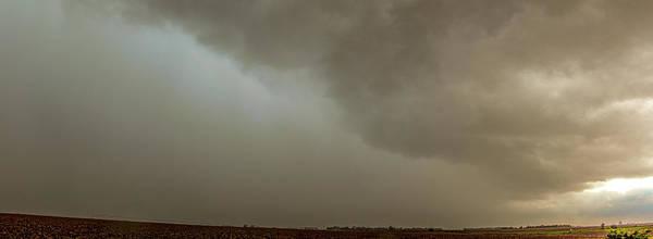 Photograph - Mcluvn Nebraska Thunderstorms 007 by NebraskaSC