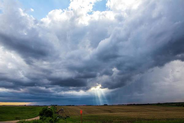 Photograph - Mcluvn Nebraska Thunderstorms 011 by NebraskaSC