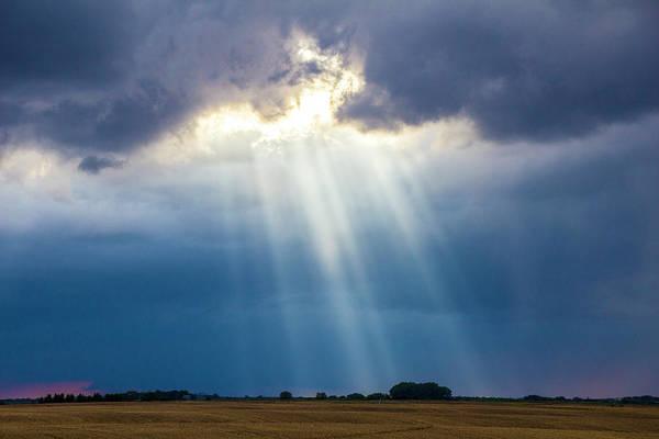 Photograph - Mcluvn Nebraska Thunderstorms 013 by NebraskaSC