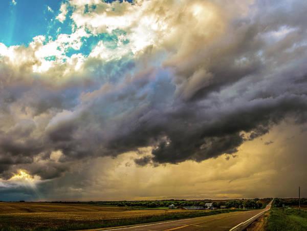 Photograph - Mcluvn Nebraska Thunderstorms 015 by NebraskaSC