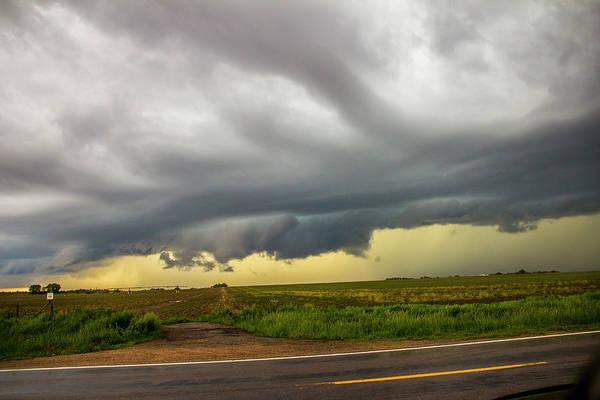 Photograph - Mcluvn Nebraska Thunderstorms 020 by NebraskaSC