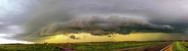 Photograph - Mcluvn Nebraska Thunderstorms 034 by NebraskaSC