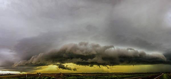 Photograph - Mcluvn Nebraska Thunderstorms 036 by NebraskaSC