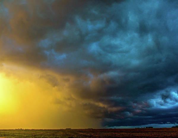 Photograph - Mcluvn Nebraska Thunderstorms 049 by NebraskaSC