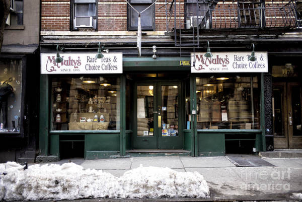 Wall Art - Photograph - Mcnulty's Of Greenwich Village by John Rizzuto