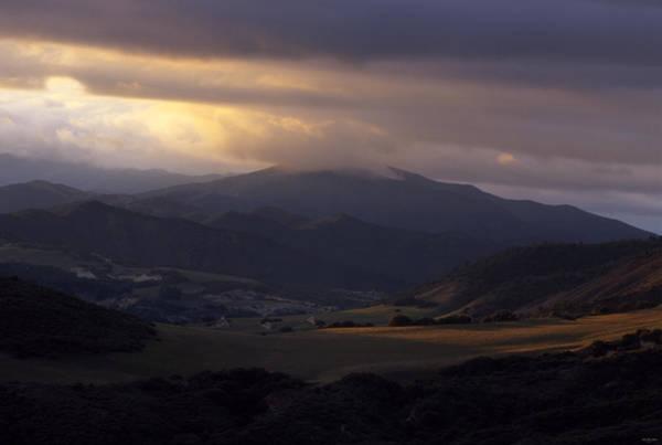 San Rafael Wilderness Photograph - Mcpherson Peak by Soli Deo Gloria Wilderness And Wildlife Photography