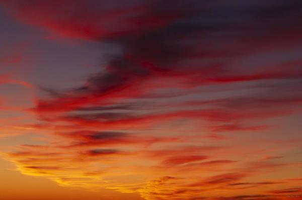 Mcpherson Sunset Art Print