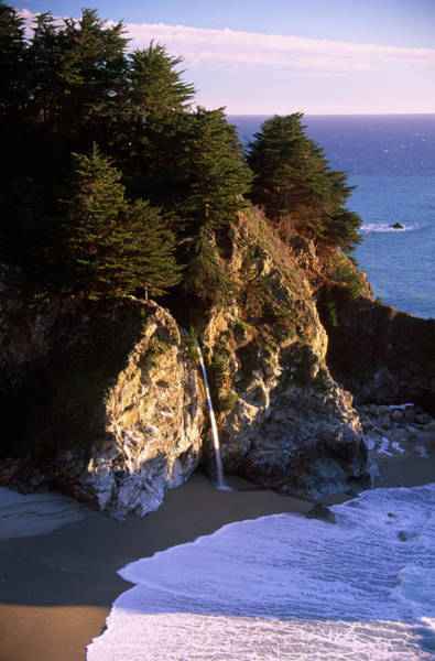 Wall Art - Photograph - Mcway Falls - Julia Preiffer Burns State Park by Soli Deo Gloria Wilderness And Wildlife Photography