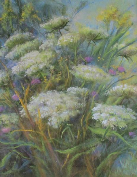 Pastel - Meadow Bouquet by Bill Puglisi