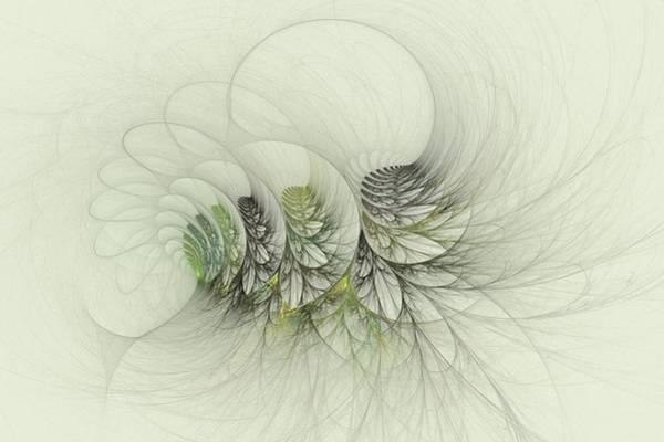 Digital Art - Meadow Morning by Doug Morgan