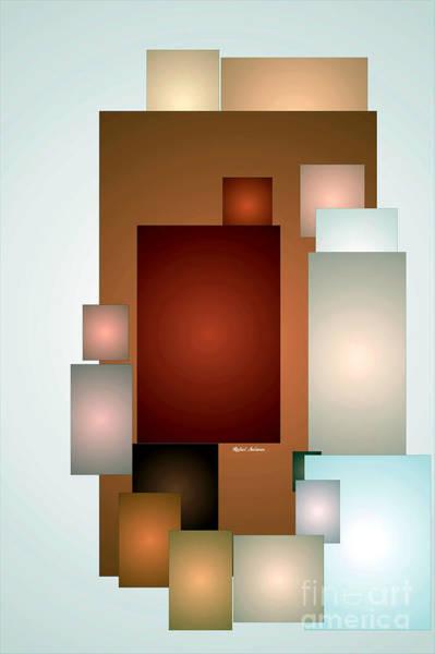 Digital Art - Meadow by Rafael Salazar