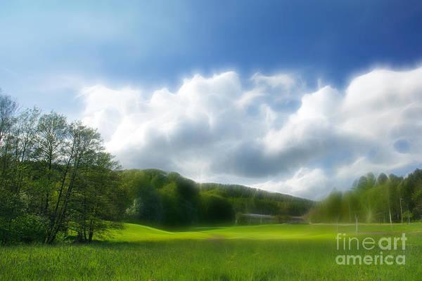 Photograph - Meadows by Lutz Baar