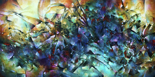 Wall Art - Painting - Measure Of Time by Michael Lang