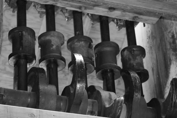 Photograph - Mechanism by Colleen Cornelius