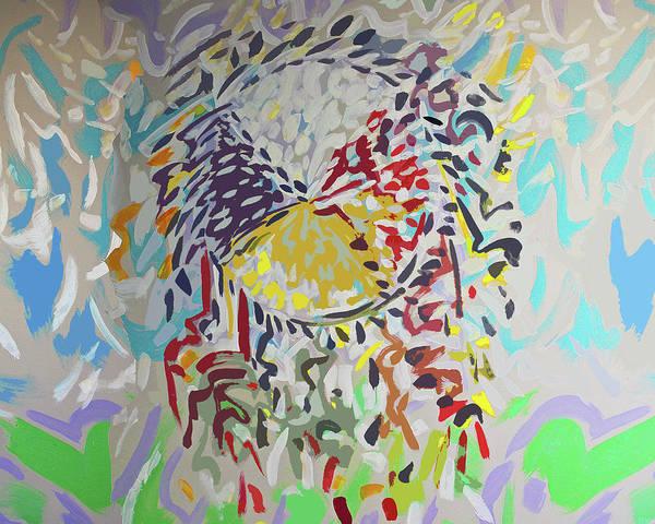 Ranchera Wall Art - Digital Art - Medicine Wheel 1 by Jimmy Longoria