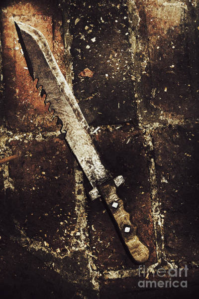 Photograph - Medieval Blacksmith Sword by Jorgo Photography - Wall Art Gallery