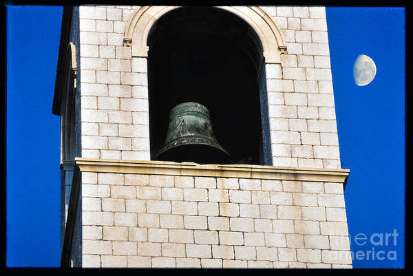 Stari Grad Photograph - medieval-dubrovnik- Bell tower by Morris Keyonzo