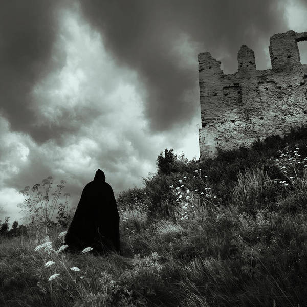 Middle Ages Photograph - Medieval by Art of Invi