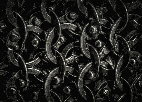 Wall Art - Photograph - Medieval Patterns by Hans Zimmer