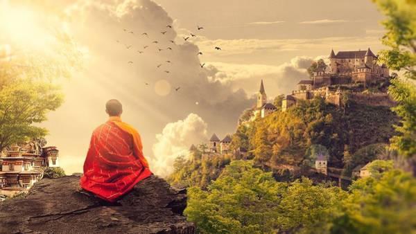 Photograph - Meditation by Joy of Life Art Gallery