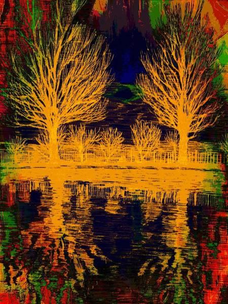 Digital Art - Meditation by Robert Grubbs