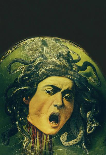 Photograph - Medusa by Alexandre Rotenberg