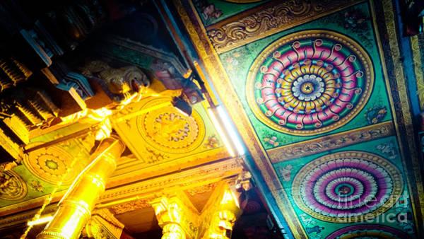 Photograph - Meenakshi Temple Madurai India by Raimond Klavins
