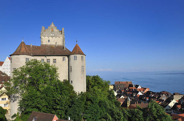 Photograph - Meersburg Castle - Lake Constance Or Bodensee - Germany by Matthias Hauser