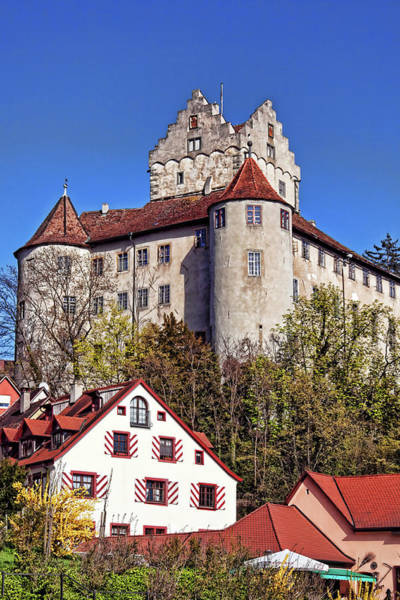 Photograph - Meersburg Medieval Castle by Tatiana Travelways