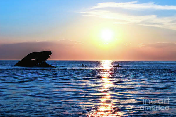 Wall Art - Photograph - Meet Me At Sunset by Colleen Kammerer