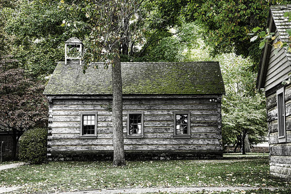 Photograph - Meeting House 2 by Sharon Popek