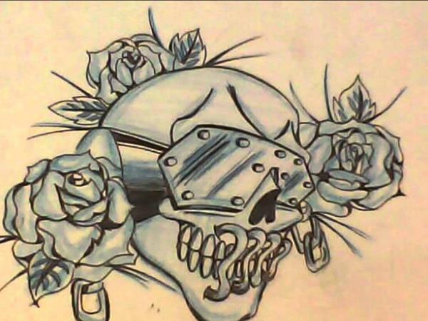 Megadeth Wall Art - Digital Art - Megadeth by Zia Low