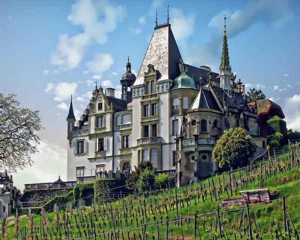 Photograph - Meggenhorn Castle by Anthony Dezenzio