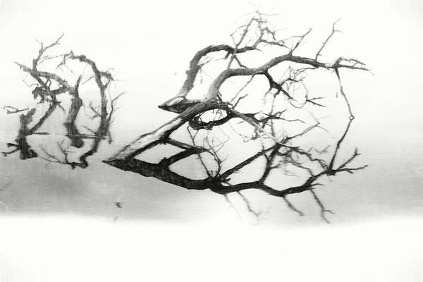 Depressed Digital Art - Melancholy Mood by Dan Sproul
