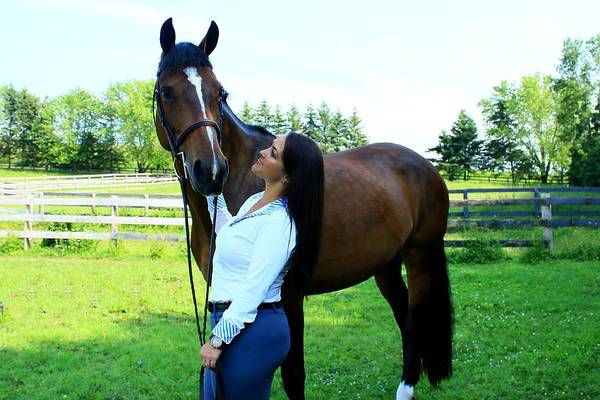 Photograph - Melissa-millie12 by Life With Horses