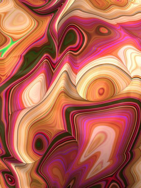 Digital Art - Mellow by Amanda Moore