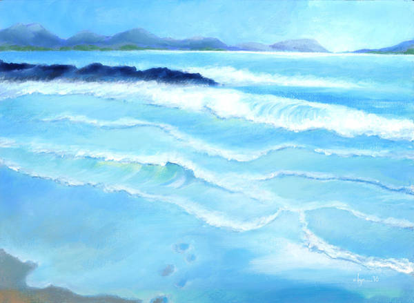 Painting - Mellow Morning by Angela Treat Lyon