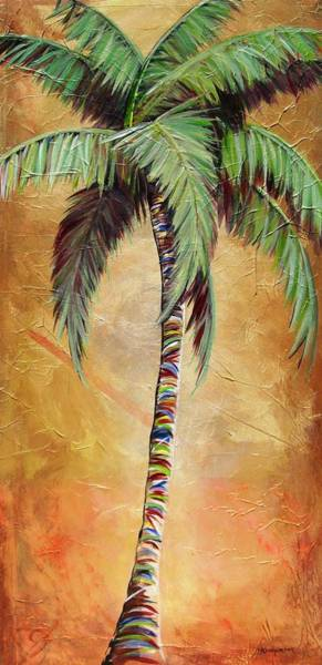 Mellow Palm II Art Print