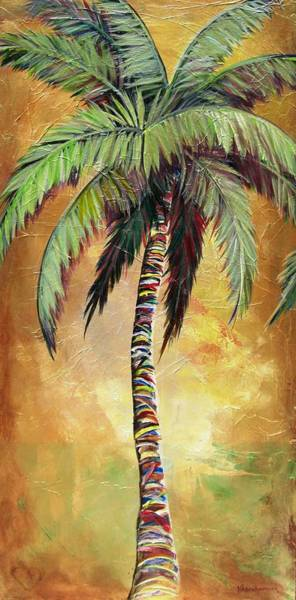 Mellow Palm IIi Art Print