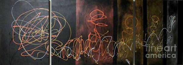 Painting - Melody by Farzali Babekhan