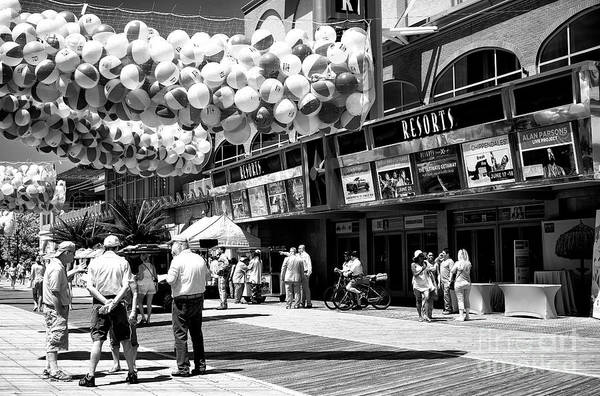 Photograph - Memorial Day In Atlantic City by John Rizzuto